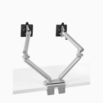 Flo Dual Monitor Support