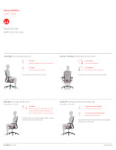 Celle Chair Adjustment Guide