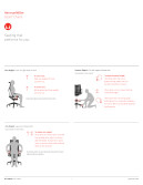 Cosm Chair Adjustment Guide