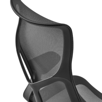 High-Back Cosm Chair Graphite